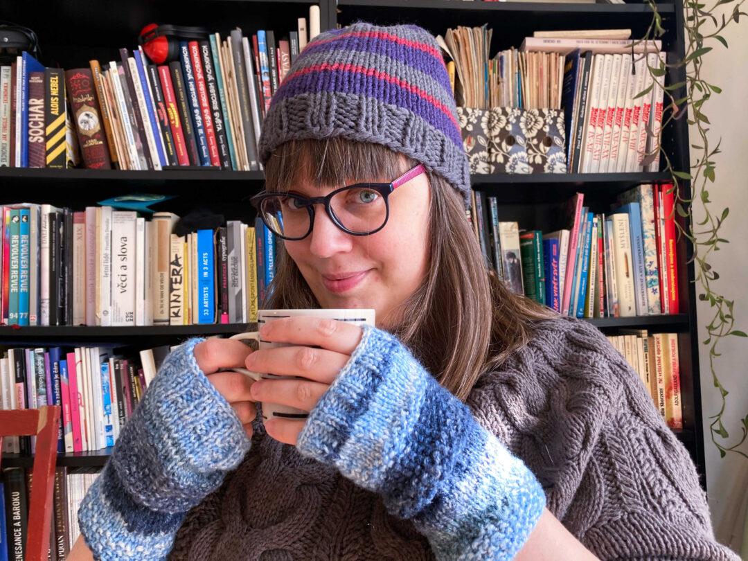 online kurz pletení pro začátečníky